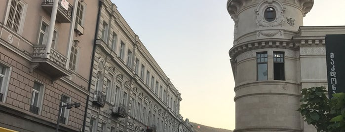 Marjanishvili Square | მარჯანიშვილის მოედანი is one of Тбилиси.