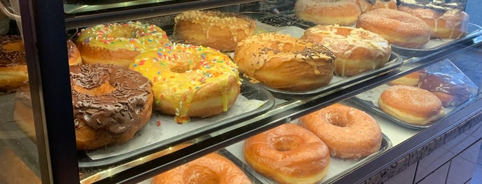 Fat Doughnut is one of Desserts & bakeries.