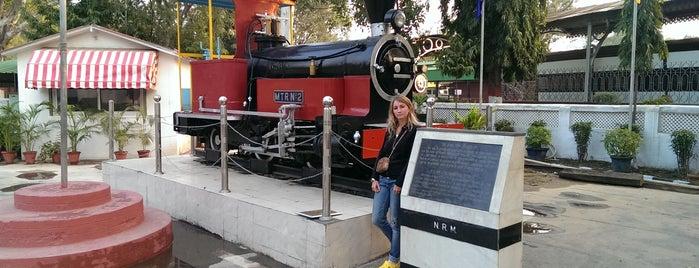 Rail Museum | रेल संग्रहालय is one of CBS Sunday Morning 5.