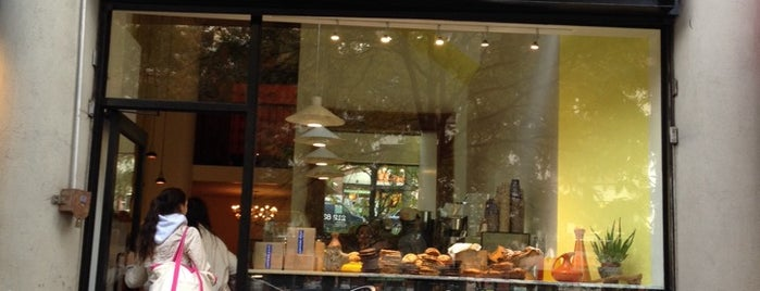 Birdbath Neighborhood Green Bakery is one of Places to check out.