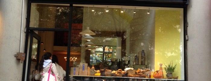 Birdbath Neighborhood Green Bakery is one of The New Yorkers: The Sweet Life.