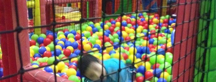 Çocuk Kent Eğlence ve Oyun Merkezi is one of Lugares favoritos de Ekin.