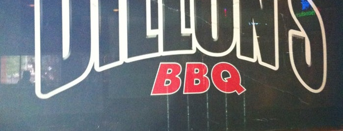 Dillon's KC BBQ Arrowhead is one of Restaurants.