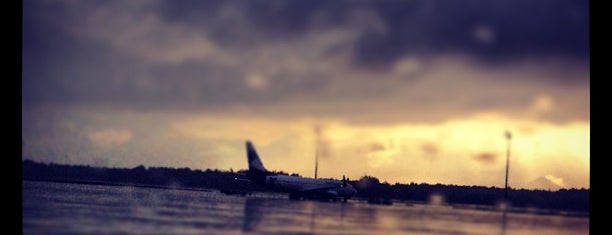 Aeropuerto de Antalya (AYT) is one of Visited Airports around the world.