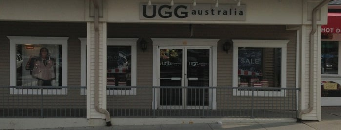 UGG Outlet is one of Marcello Pereiraさんのお気に入りスポット.