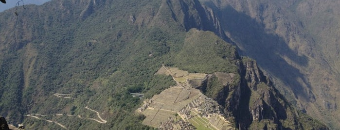 Wayna Picchu is one of Peru.