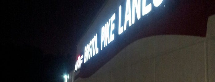 AMF Bristol Pike Lanes is one of Lugares favoritos de Shawn Ryan.