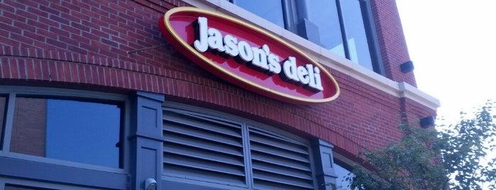 Jason's Deli is one of Wayne'nin Beğendiği Mekanlar.