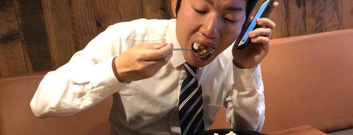 田乃休 早稲田店 is one of ワセメシ.