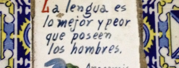 La Faena is one of Aztlán.
