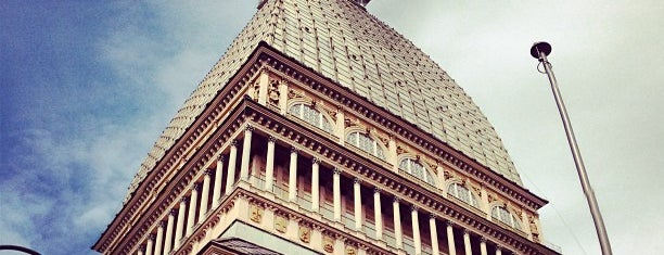 Mole Antonelliana is one of Top 10 favorites places in Torino, Italia.