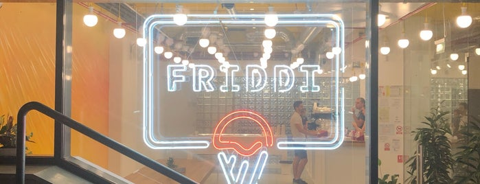 Friddi is one of Alex's Liked Places.