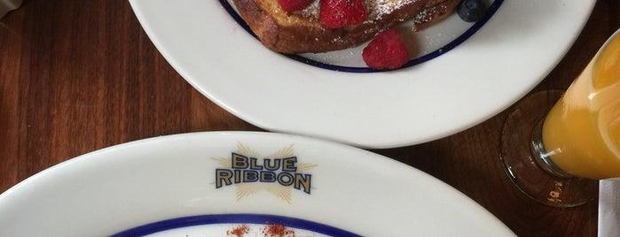 Blue Ribbon Bakery Kitchen is one of The New Yorkers: Village Life.