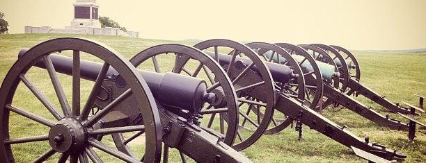 Antietam National Battlefield is one of Erin'in Kaydettiği Mekanlar.