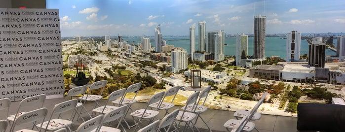 Canvas Miami is one of Lugares favoritos de Alcione.