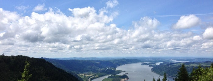Angels Rest is one of Oregon.