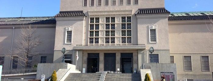 Osaka City Museum of Fine Arts is one of Osaka-Japan.