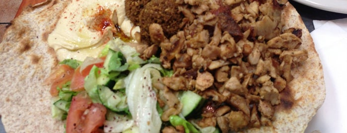 Layla's Falafel is one of Food 2.