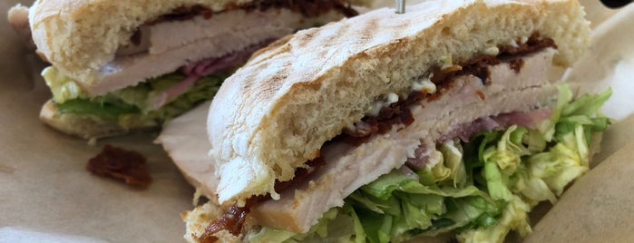 Sprout Sandwich Shop - Haleiwa is one of hawaii_oahu.