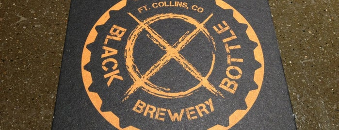 Black Bottle Brewery is one of Colorado Breweries.