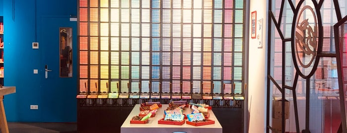 Tony's Chocolonely Store is one of Dexterさんのお気に入りスポット.