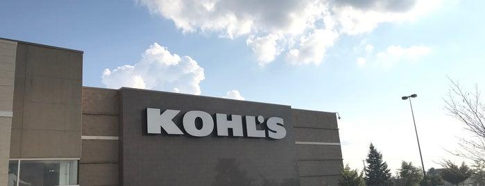 Kohl's is one of Lugares favoritos de Latonia.