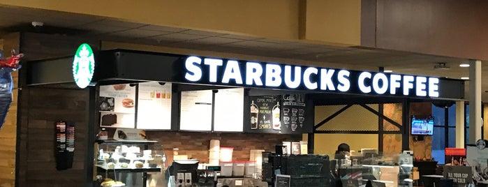 Starbucks is one of Posti che sono piaciuti a Leslie.