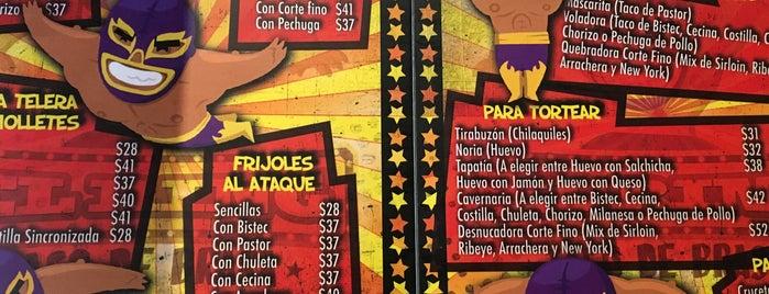 El Ring Taco de Brasa is one of Lieux sauvegardés par Maricarmen.