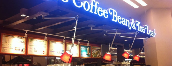 The Coffee Bean & Tea Leaf is one of Gordonさんのお気に入りスポット.