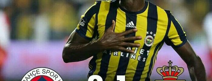 Fenerbahçeliler Lokali is one of Lieux qui ont plu à Ahmet.