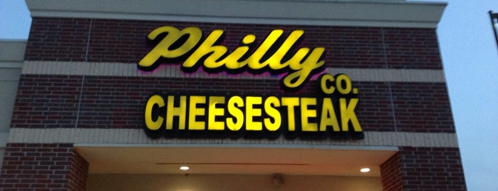 Philly Cheesesteak Co. is one of FOOD in Dallas-Ft Worth Metroplex.
