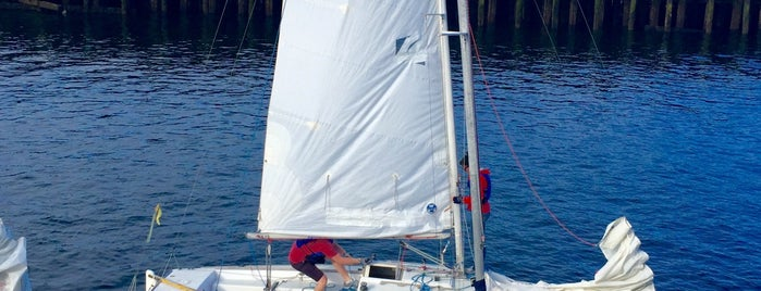 Courageous Sailing Center is one of #BeRevered Best of Boston: Charlestown.