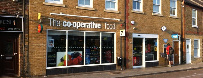 Co-op Food is one of Orte, die Jenny gefallen.