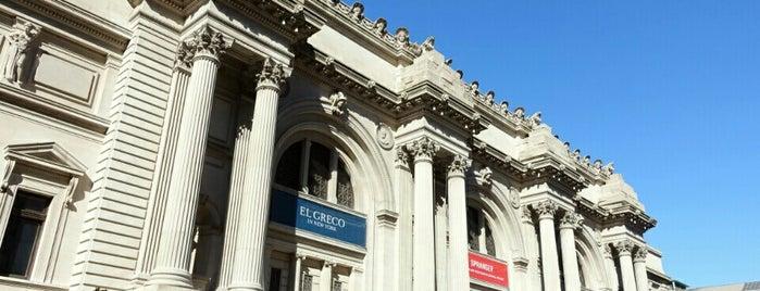 The Metropolitan Museum of Art is one of Best in NYC.