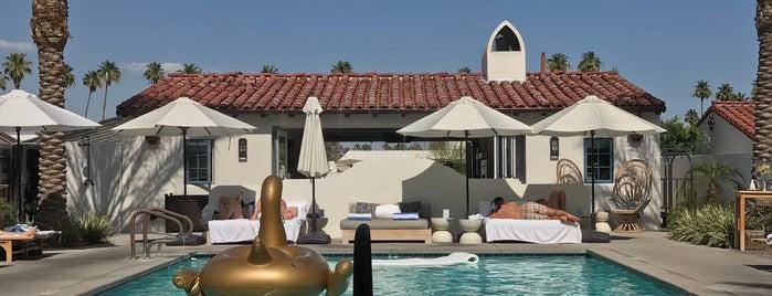 La Serena Villas is one of Palm Springs.