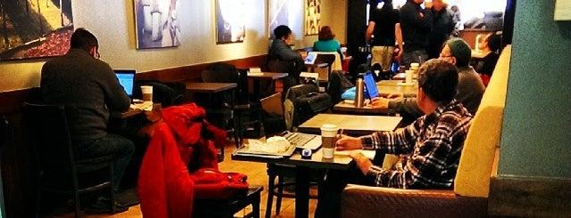 Starbucks is one of Cheryl : понравившиеся места.