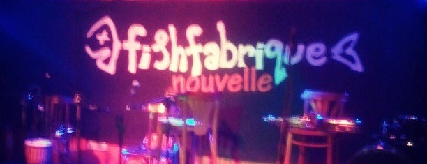 Fish Fabrique is one of 2go.