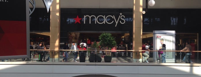 Macy's is one of Los Angeles CA.