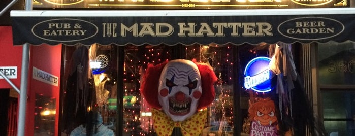 The Mad Hatter Pub & Eatery is one of Ales N' Apps Week Presented by CBS New York.