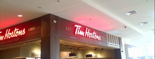 Tim Hortons is one of Abu Dhabi & Dubai, United Arab emirates.