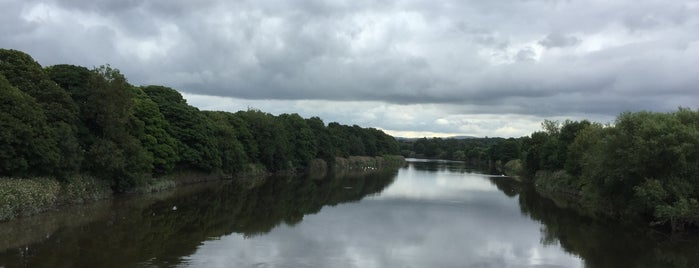 River Ribble is one of Phat's Liked Places.