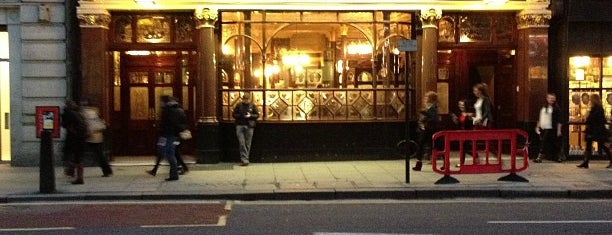 Princess Louise is one of London pubs.