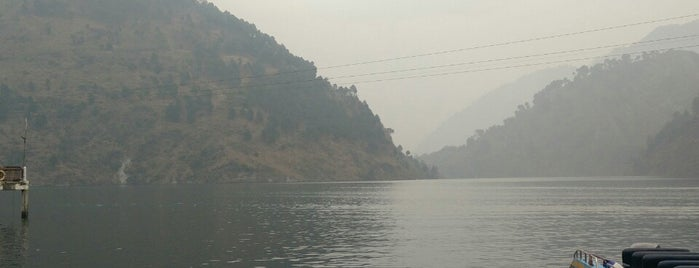 Chamera Lake is one of India North.