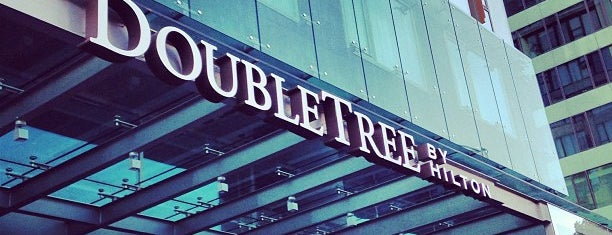 DoubleTree by Hilton is one of สถานที่ที่ Marianna ถูกใจ.