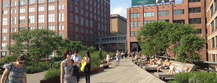 High Line is one of NYC Summer Activities.