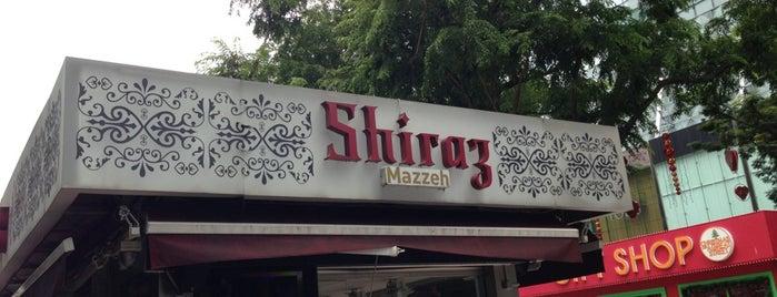 Shiraz Mazzeh is one of A.Akın 님이 저장한 장소.