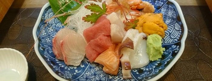 寿し竜 is one of [todo] 稚内&利尻島.