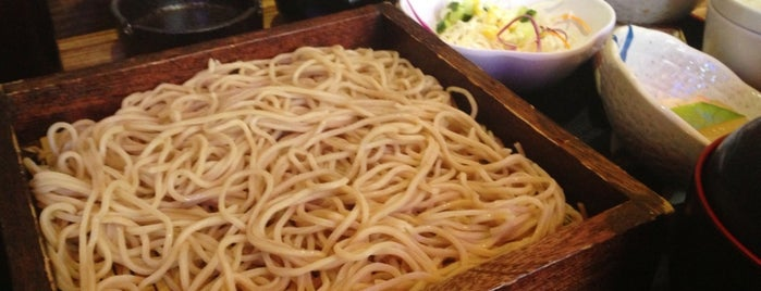 Soba Monbei is one of 해외.
