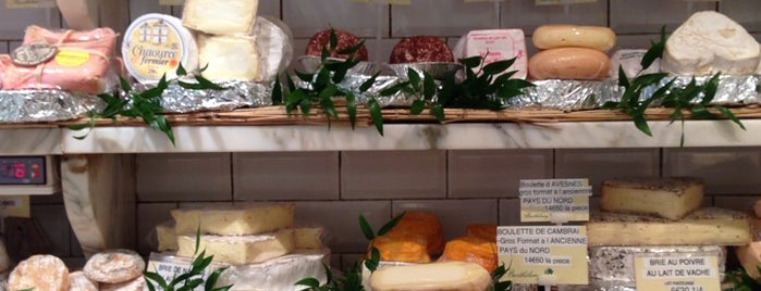 Fromagerie Barthélemy is one of Cheese Bucket List.