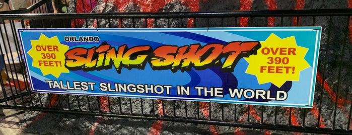 Sling Shot! is one of Lieux sauvegardés par Pablo.